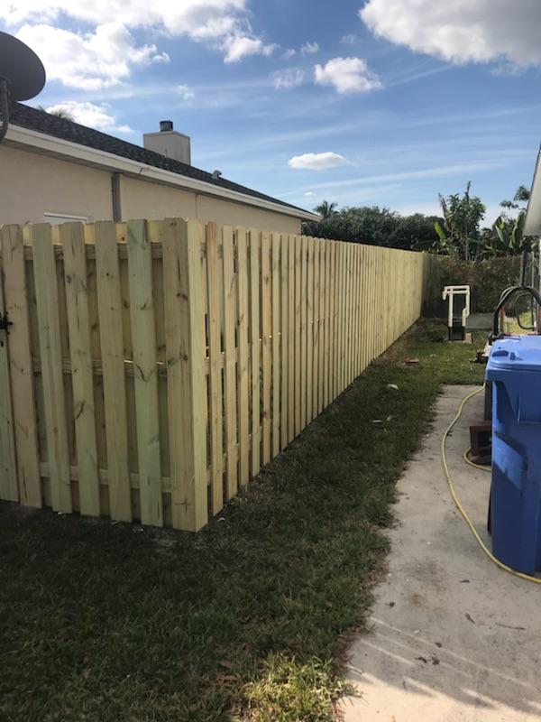 Corpus Christi Fence Repair Company