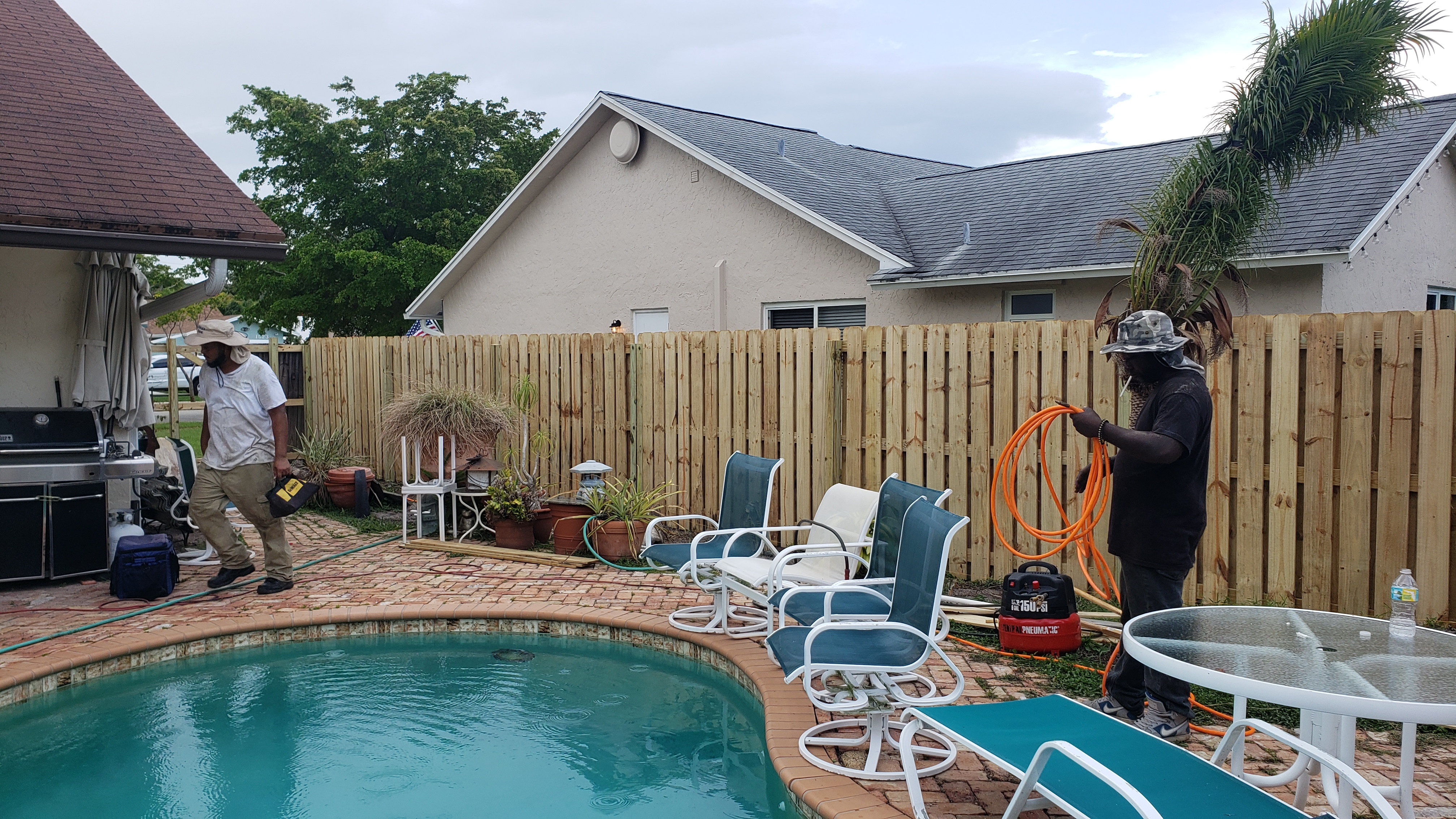 Pool Fence Installation in Corpus Christi TX
