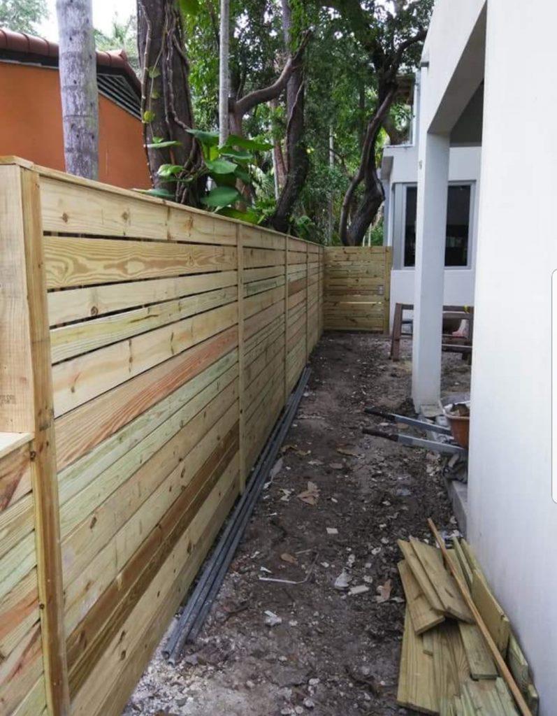 Common Fence Styles, Corpus Christi TX